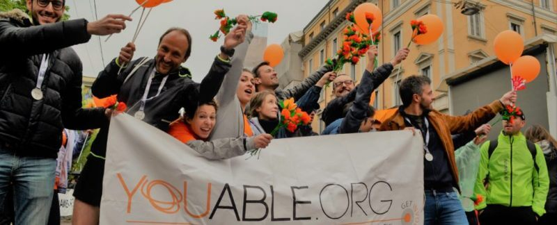 Foto del team di You Able Onlus