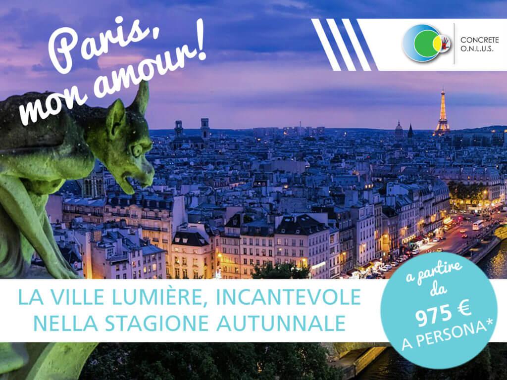 Pop-up Parigi autunno